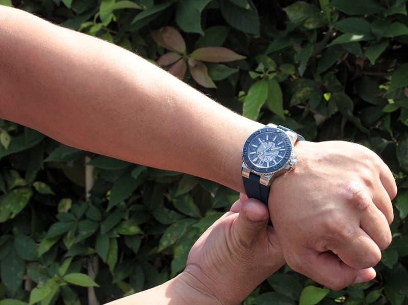 結納返しの腕時計としてもおすすめの腕時計です