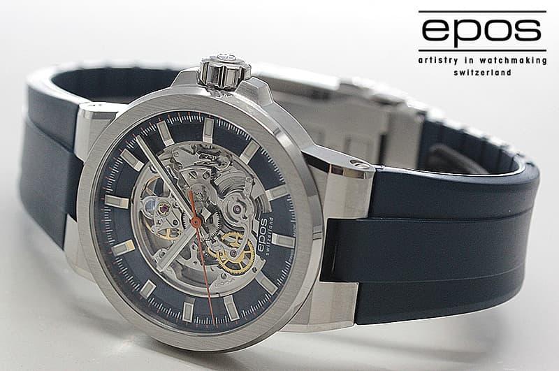 エポス EPOS 腕時計