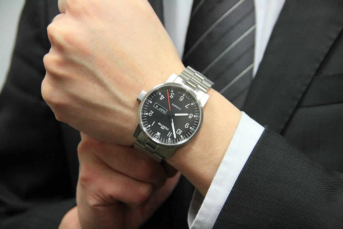 宇宙飛行士 腕時計