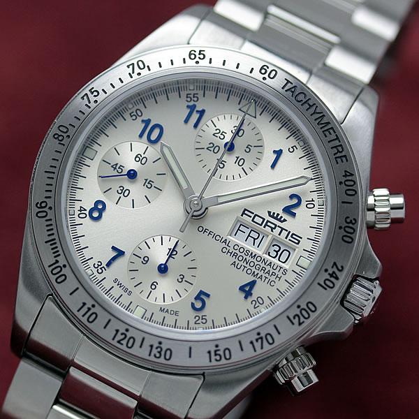 フォルティス 腕時計 自動巻き