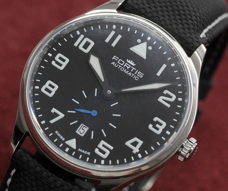 パイロットウォッチ フォルティス 腕時計