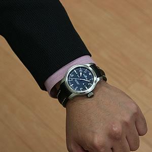 女性は、男性の腕時計までもチェックしている!?