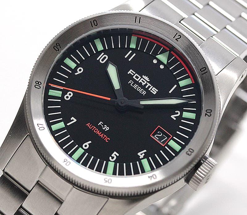 オートマティック 自動巻き 腕時計 スイス