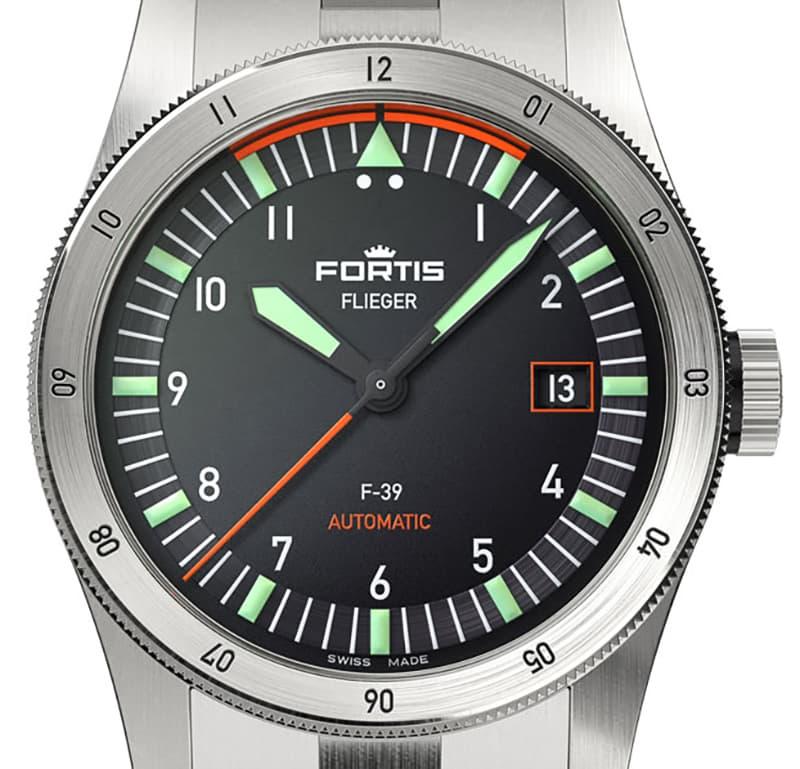 フォルティス(FORTIS)フリーガー F-39 Automatic(フリーガーF-39 オートマティック)  F.422.0005 腕時計