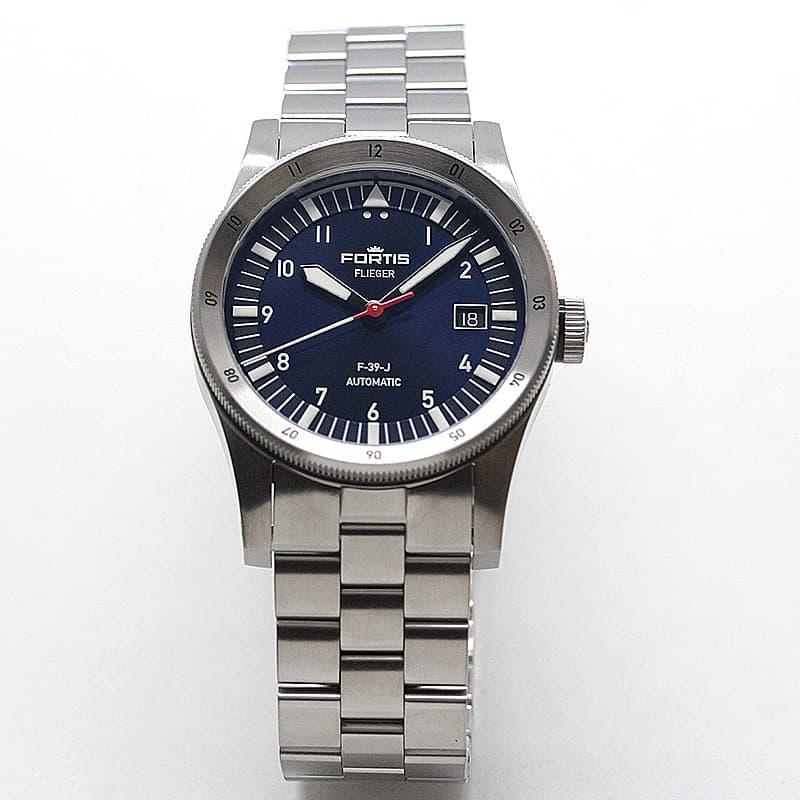 フォルティス 新作 フリーガー 腕時計 日本限定モデル