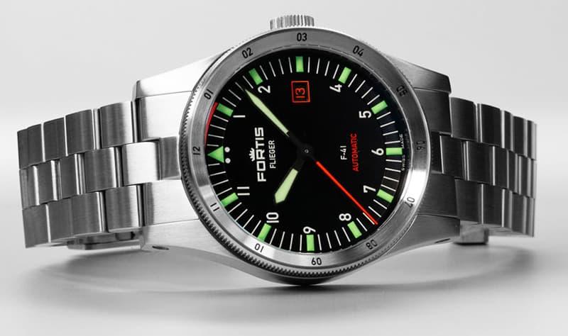 フォルティス 腕時計 男性