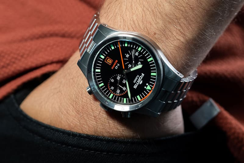 フォルティス フリーガー 腕時計