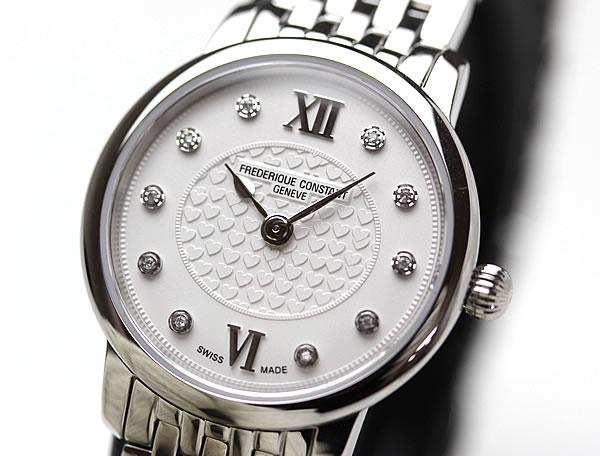 フレデリック・コンスタント 腕時計 ダイヤモンド