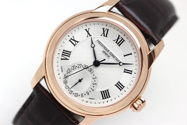 フレデリック コンスタント FREDERIQUE CONSTANT 710mc4h4 メンズ 腕時計