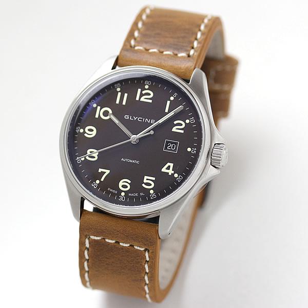 GLYCINE(グライシン)腕時計T