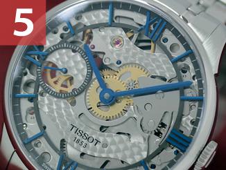 機械式時計のあれこれ
