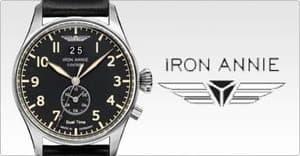iron annie アイアンアニー 時計 腕時計
