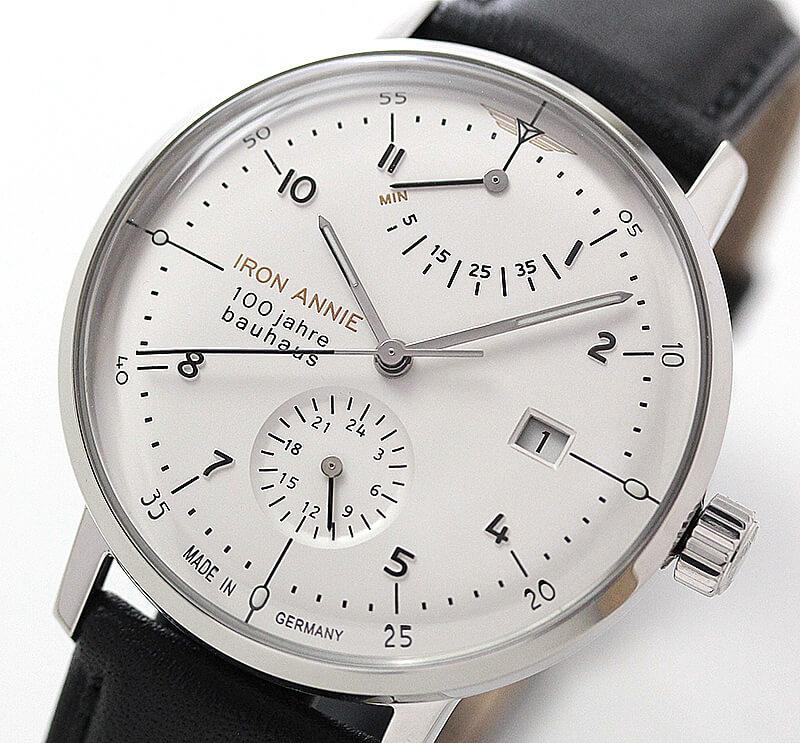 アイアンアニー 腕時計 バウハウス