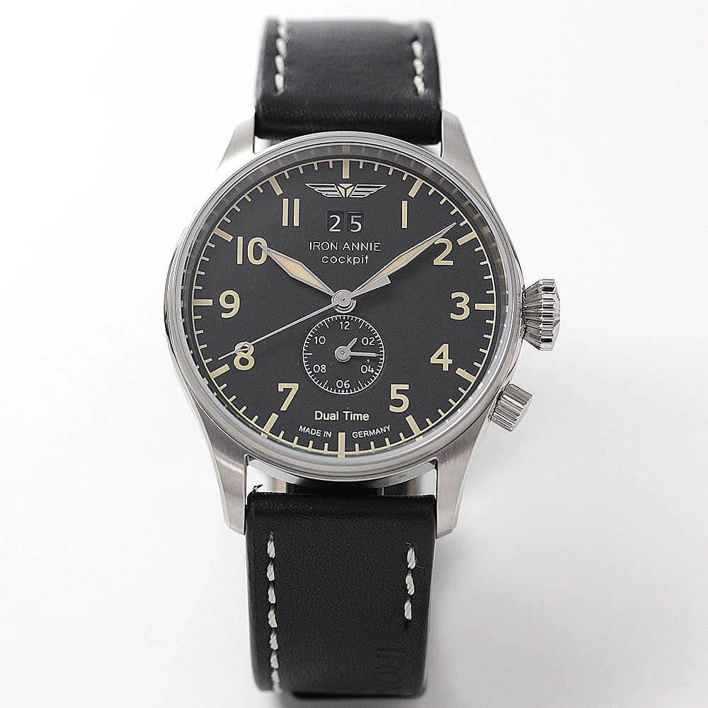 海外出張が多いビジネスマンにオススメの腕時計