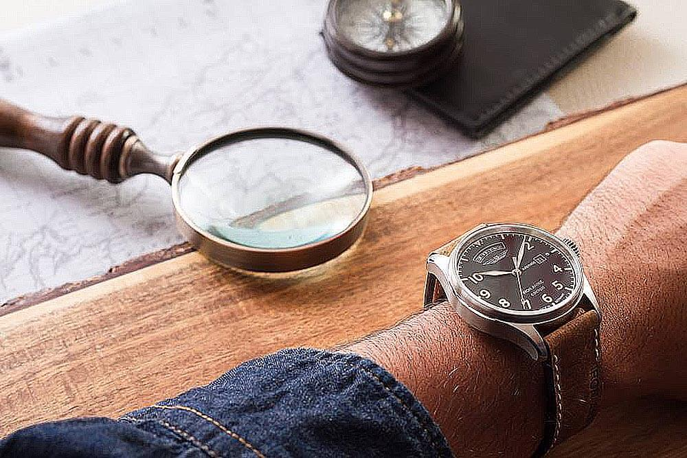 アイアンアニー 時計 ドイツ ウォッチ