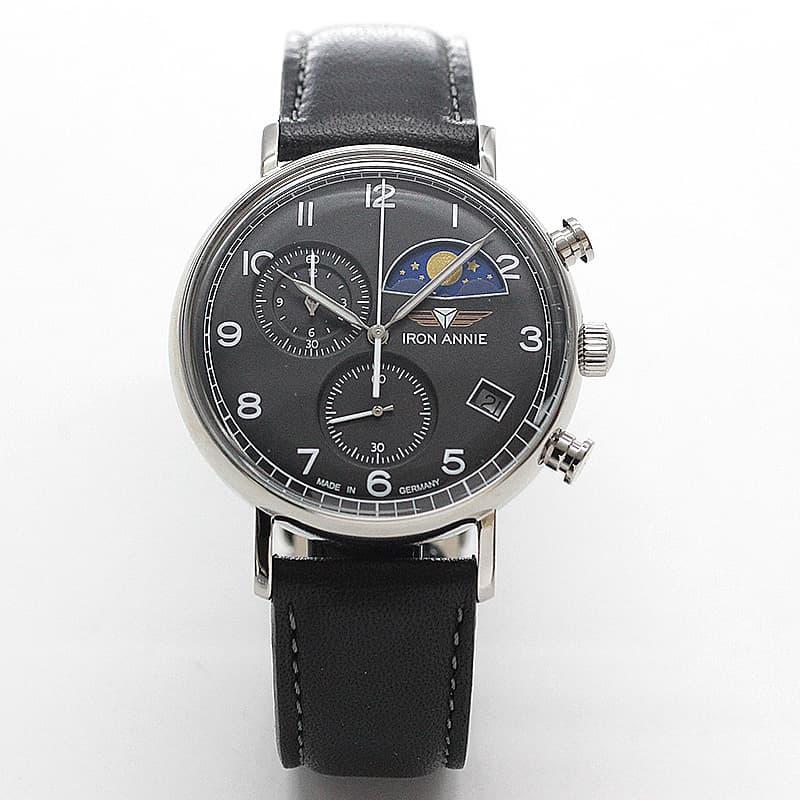 アイアンアニー 腕時計