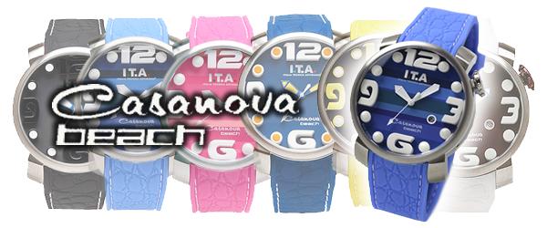 Casanova BEACH カサノバビーチ ITA 腕時計