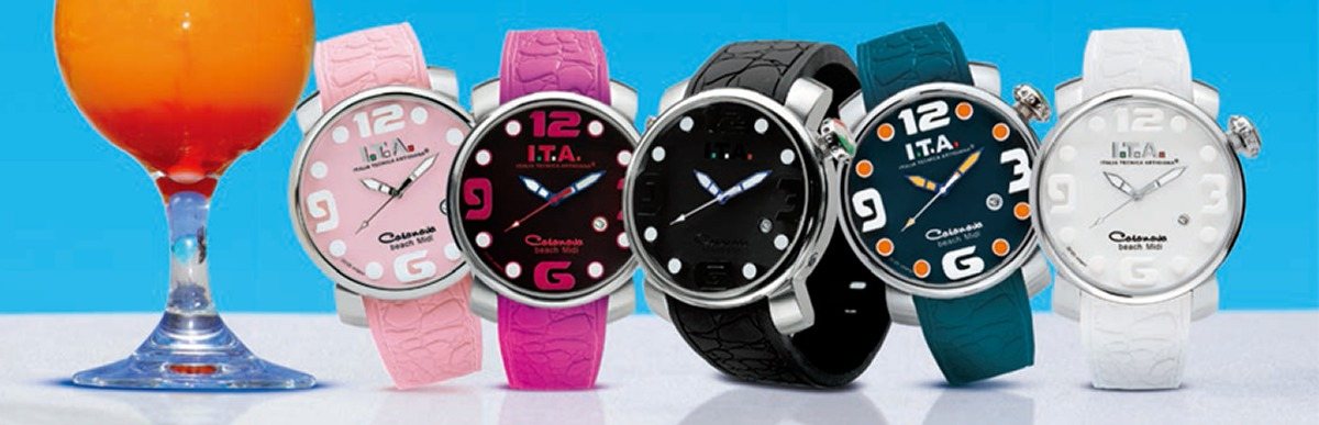 カサノバビーチ  ITA 腕時計