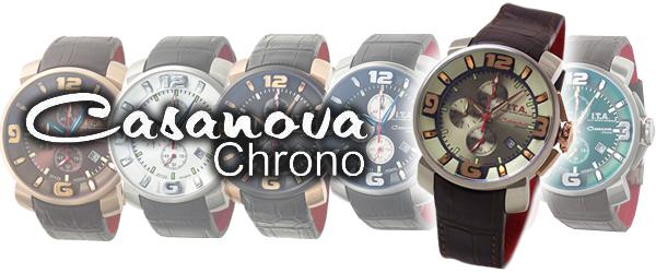 Casanova Chrono カサノバクロノ ITA 腕時計
