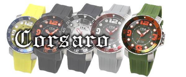 Corsaro コルサロ ITA 腕時計