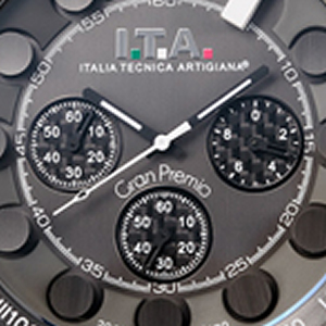 ITA グランプレミオ クロノグラフ部分