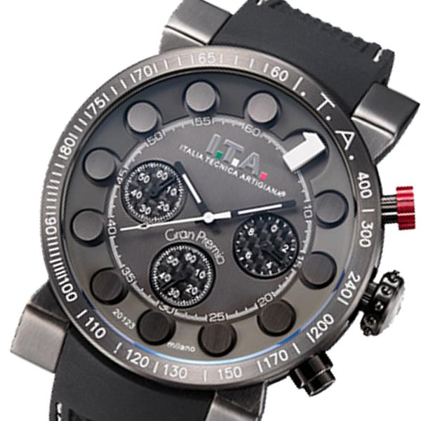 ITA 18.01.01 メンズ腕時計 イエロー