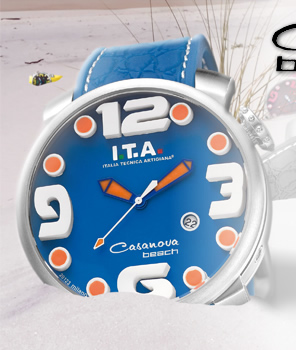 ITA 腕時計 カサノバクロノ