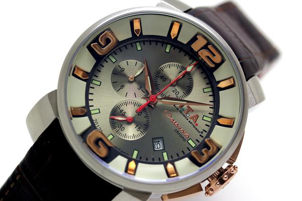 ita127001 腕時計 カサノバ クロノ