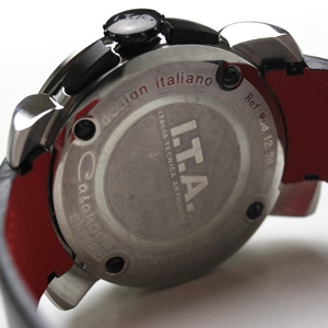 ita127003 腕時計 ケース裏
