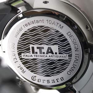 ITA  腕時計 ケース裏