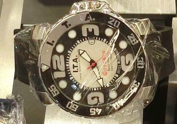 ita130108 腕時計 ITA