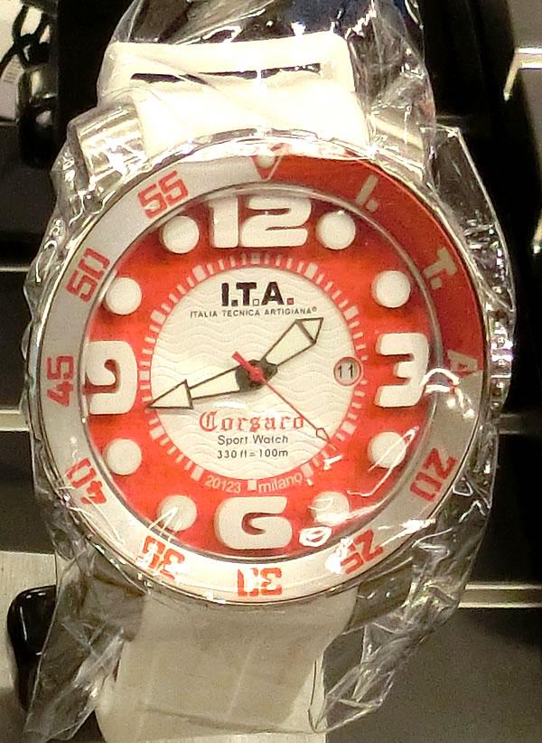 アイティーエー イタリア 時計