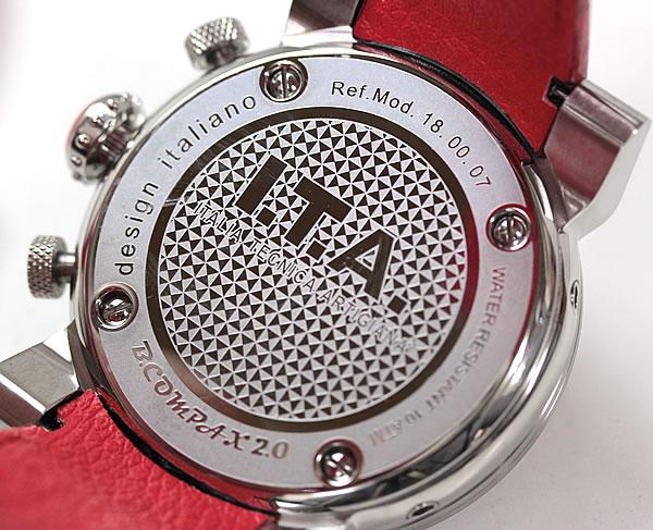 I.T.A 裏ぶた 時計