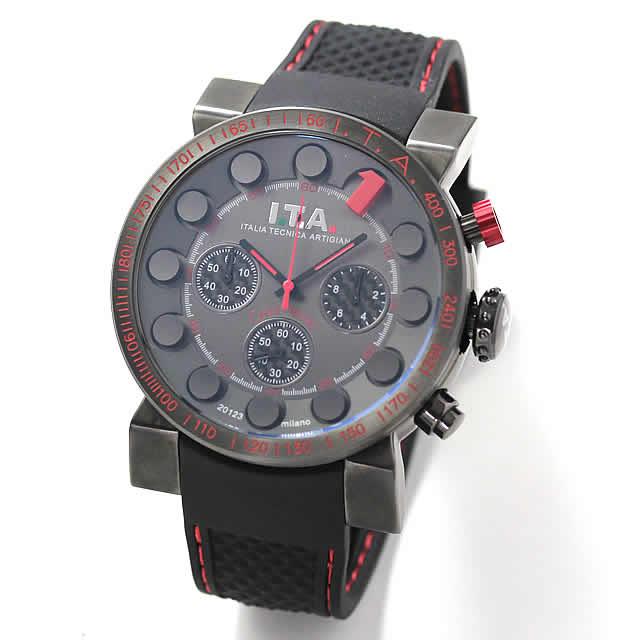 3Dインデックス 腕時計