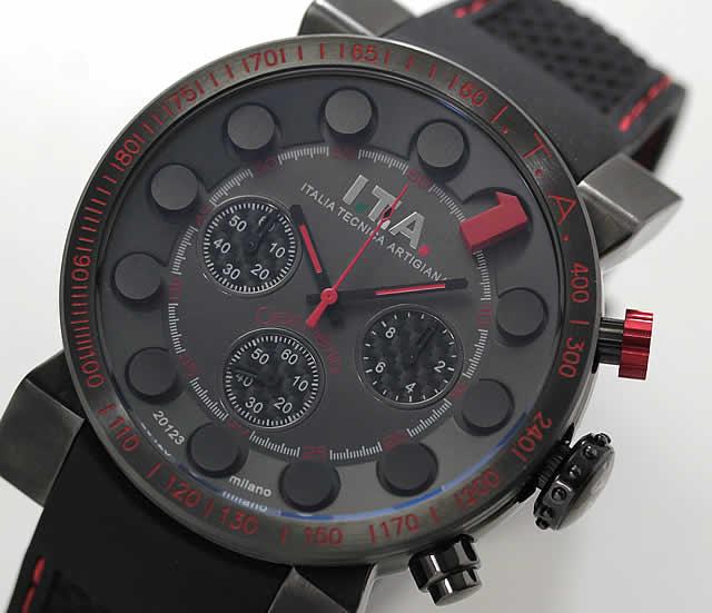 立体型腕時計 イタリア