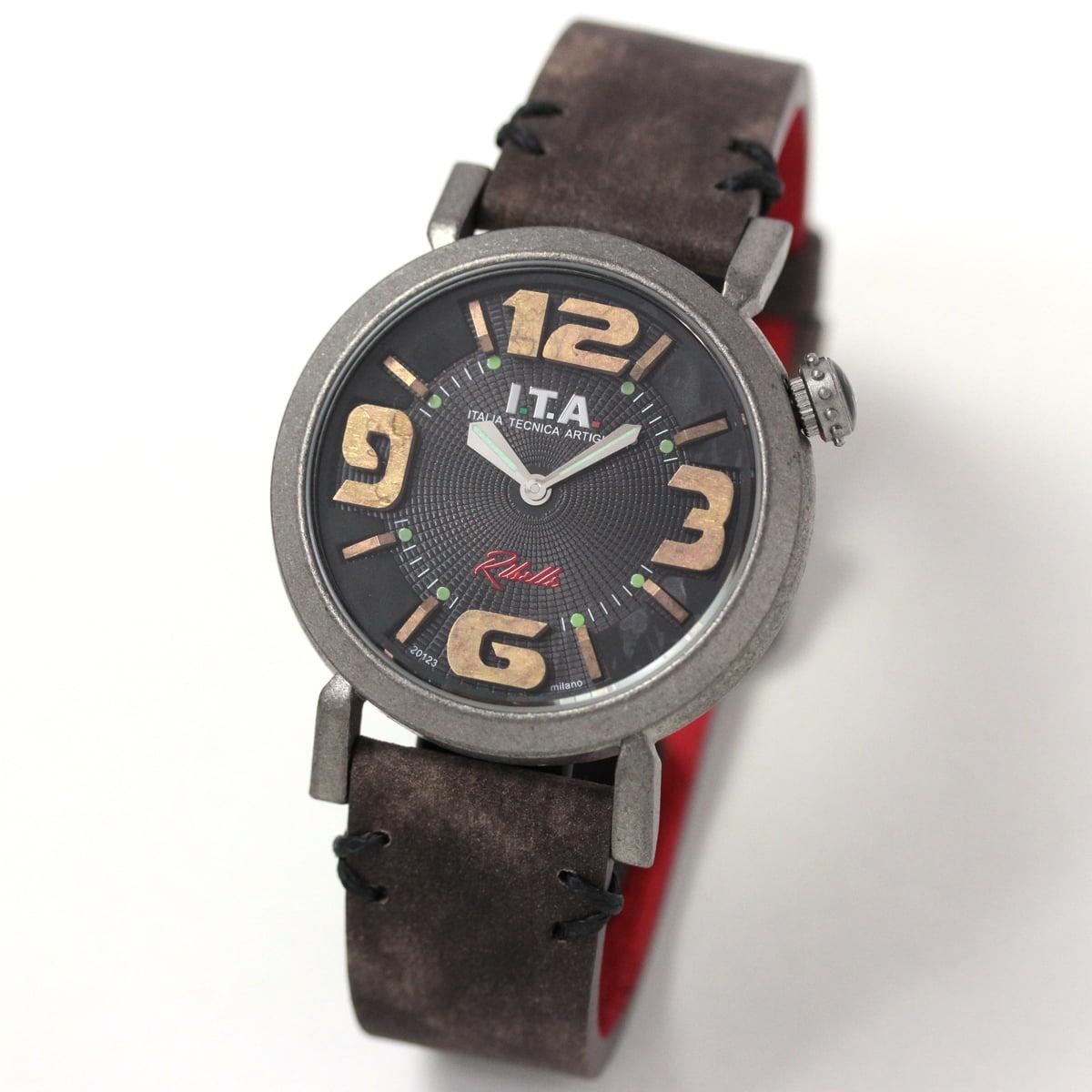 ITA イタリアンウォッチ リベッレ ita220001 腕時計
