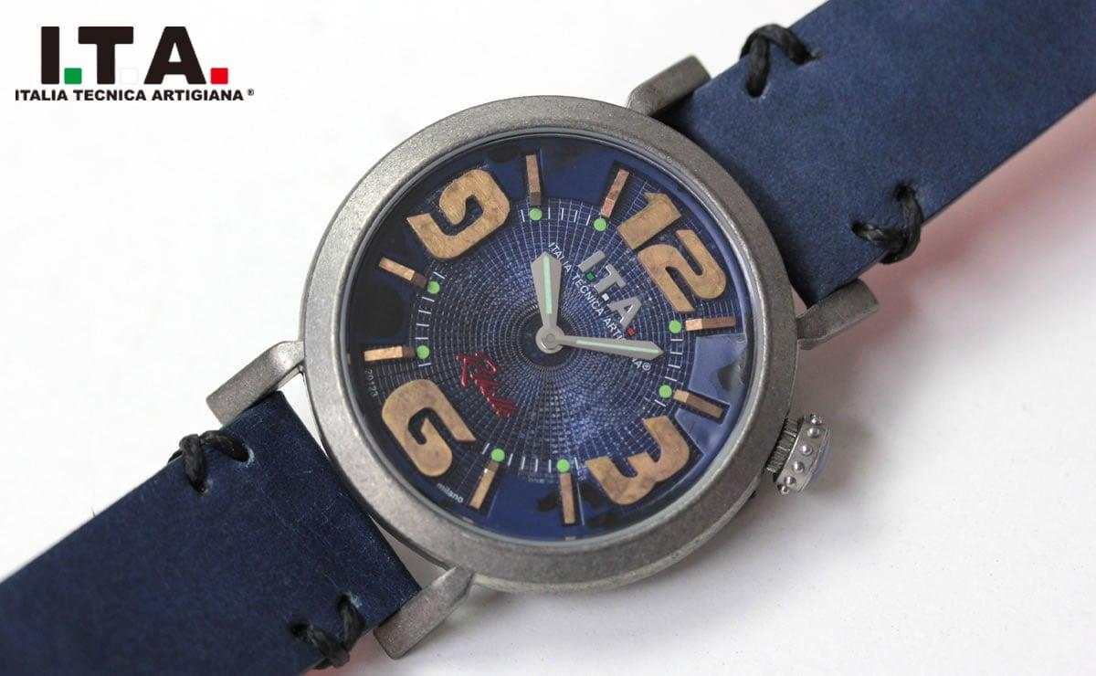 ITA イタリアンウォッチ リベッレ ita220002 腕時計