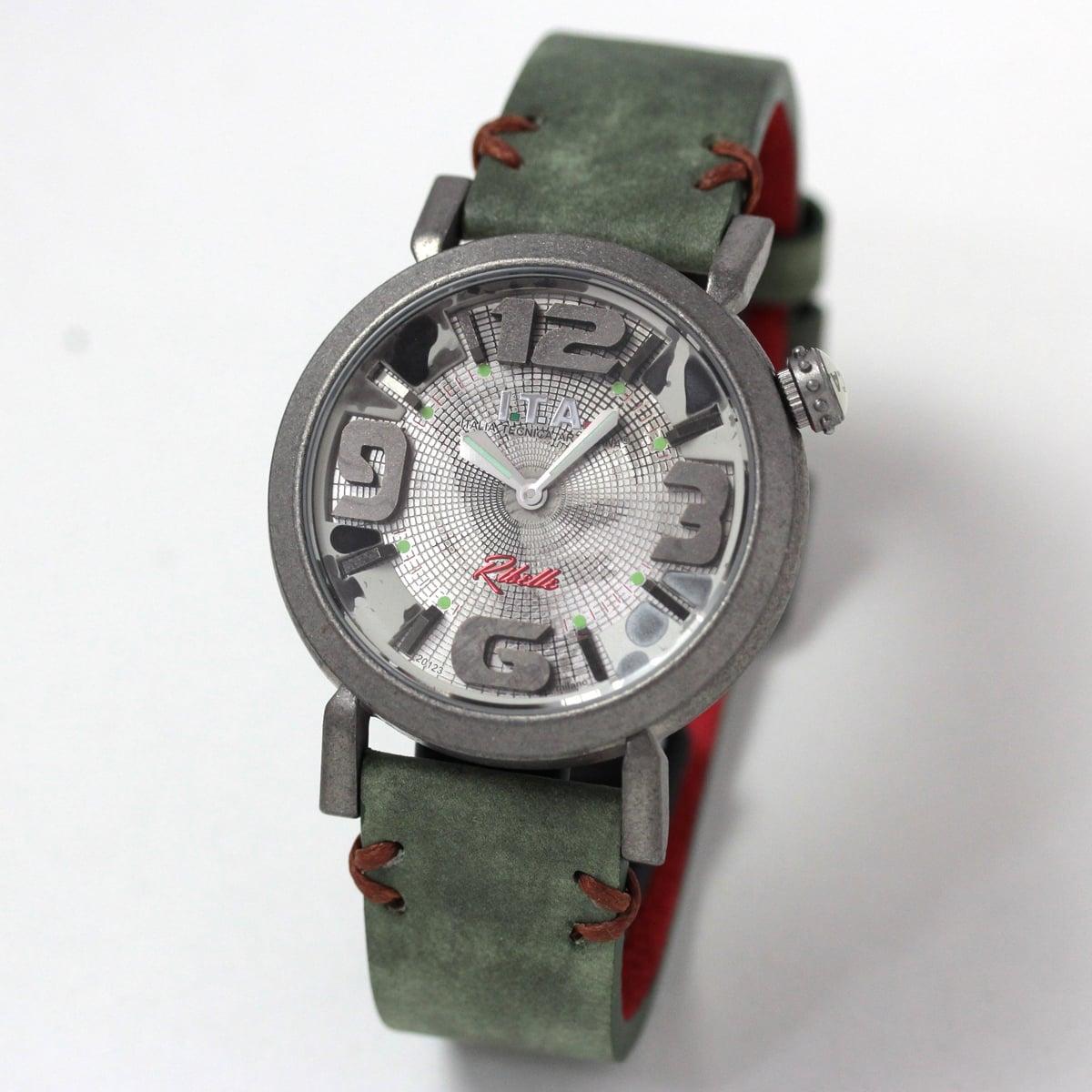 ITA イタリアンウォッチ リベッレ ita220003 腕時計