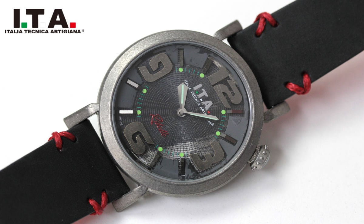 ITA イタリアンウォッチ リベッレ ita220004 腕時計