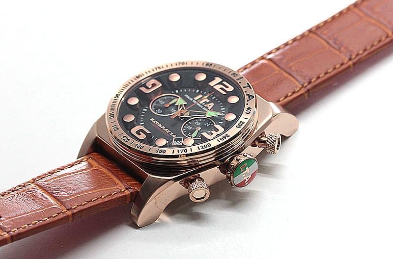 立体型腕時計 イタリアブランド