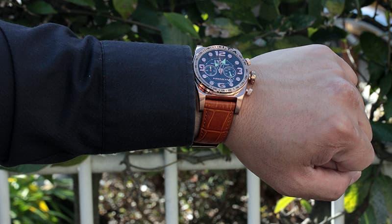 結納返し 男性へのプレゼントにもおすすめの腕時計