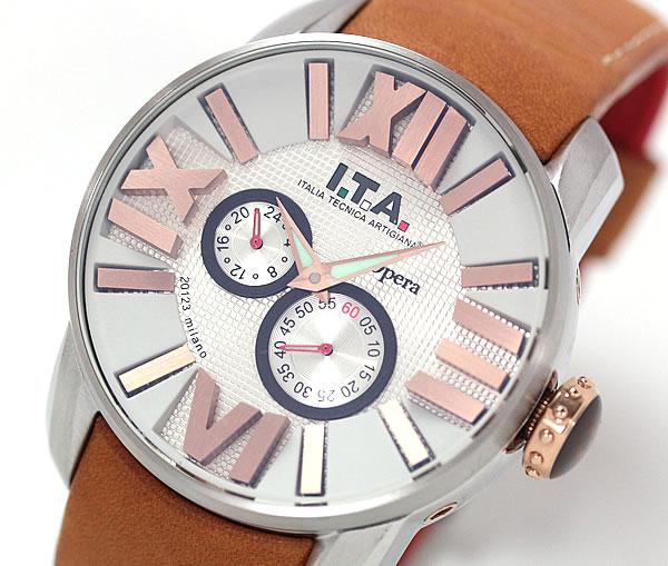 イタリア 腕時計 大きい