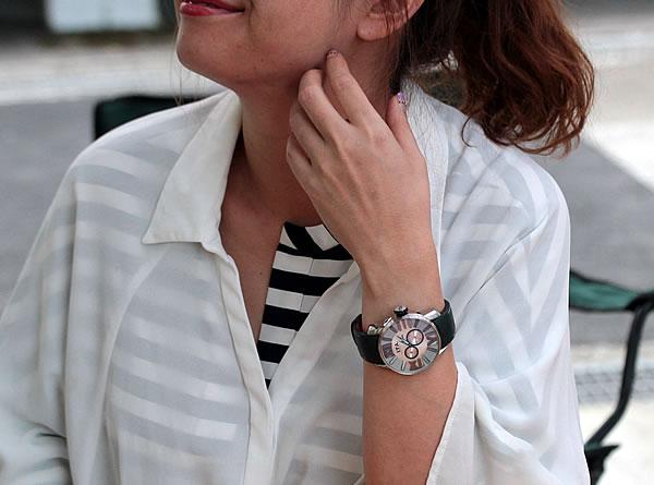 ITA 腕時計 女性にも似合う時計