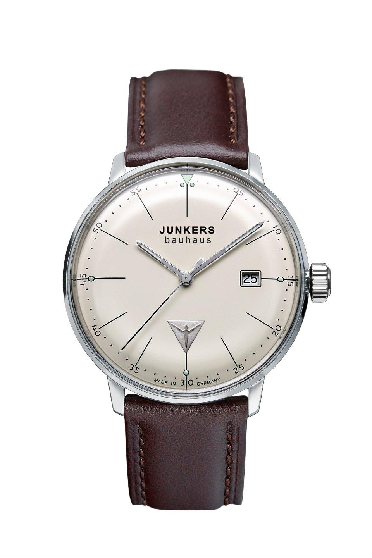 JUNKERS(ユンカース) Bauhaus(バウハウス)クォーツ 6070-5QZ-203541