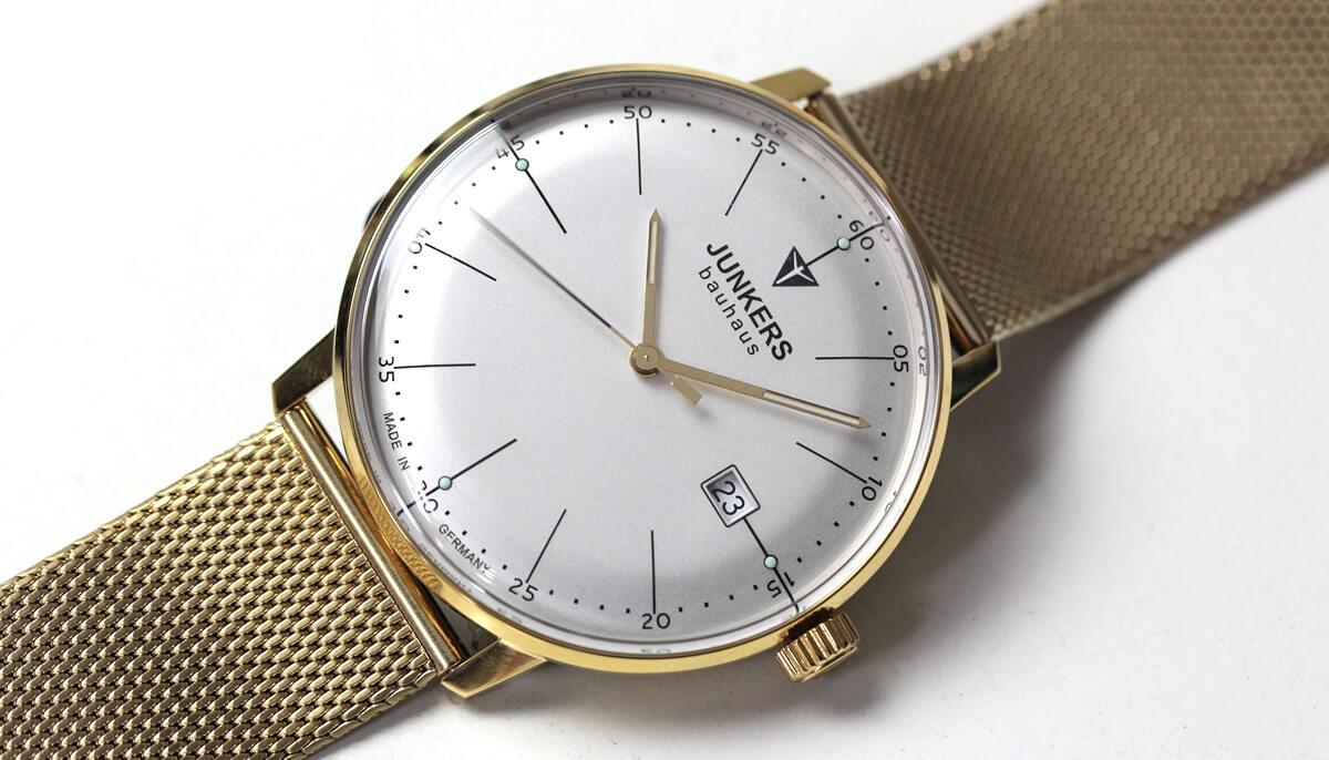6072m-5qz バウハウス腕時計
