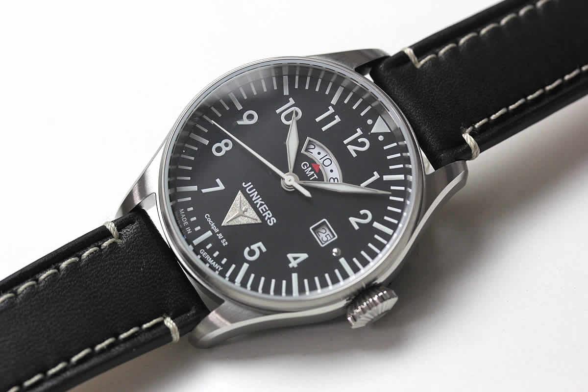 ユンカース腕時計 ドイツ