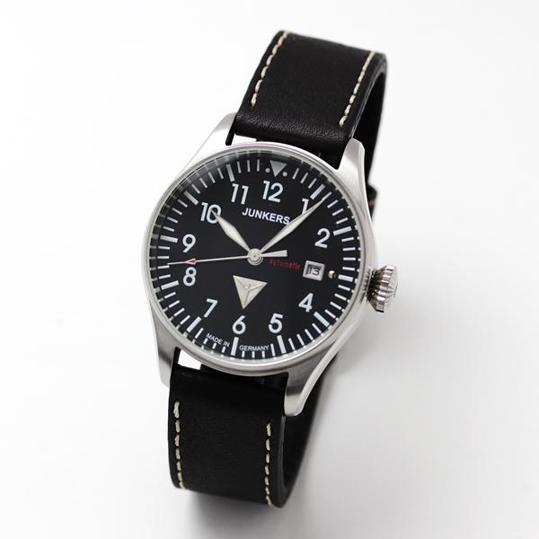 ユンカースコックピットJU52の腕時計 自動巻き