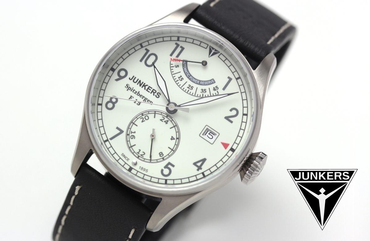 ユンカース腕時計 6160-5at-203572