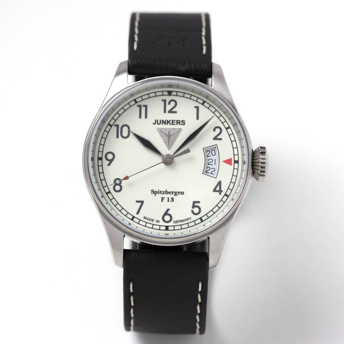 ユンカース junkers 6170-5qz メンズ腕時計