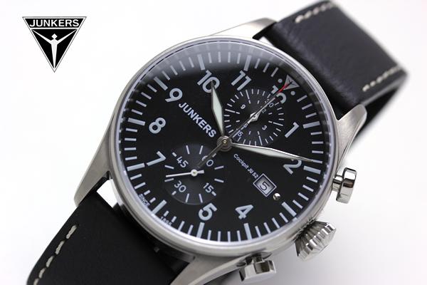 ユンカース junkers 腕時計 61782qz203565
